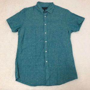 Marc Anthony Slim Fit Button Down